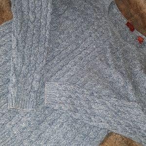 Valerie Steven's pullover sweater